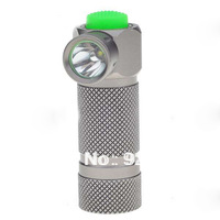 TrustFire Z1 Cree XP-E-Q5 3-Mode 280-Lumen Memory LED Flashlight