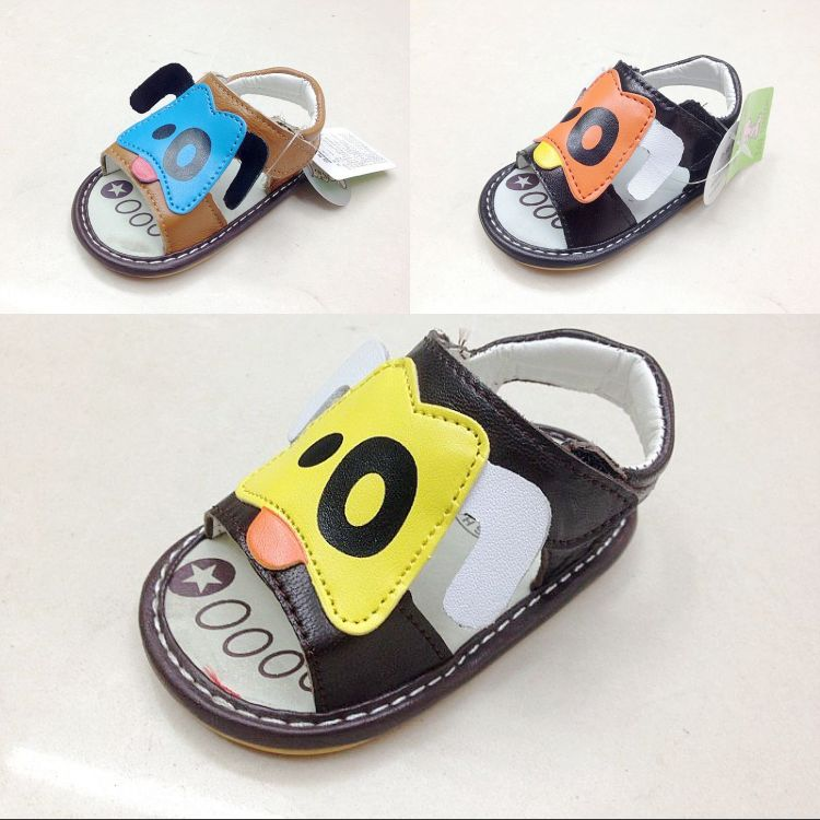 2013 male child leather sandals baby shoes children shoes l 310(China (Mainland))