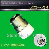 Lamp Holder Converter B22 Converter E14