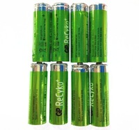 8 pcs Rechargable battery for walkie talkie T-388 RECHARGEABLE BATTERY.
