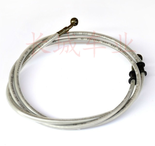 Great wall car modified motorcycle accessories brake tubing brake hose high quality big displacement(China (Mainland))