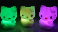 baby children's toys creative light-emitting colorful spread  light  cat night light night market light exotic  free shipping