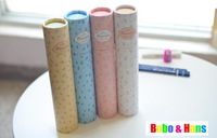 Free Shipping/New spring flower Pencil case / Pen box / Fashion / Wholesale