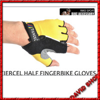 2014 Fashion Hot New Olympic Champion Bicycle Outdoor Fitness Waterproof Ultra-fiber Gloves,Dropshipping