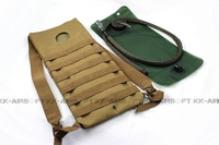 MOLLE hydration system water bag (Tan) free shipping
