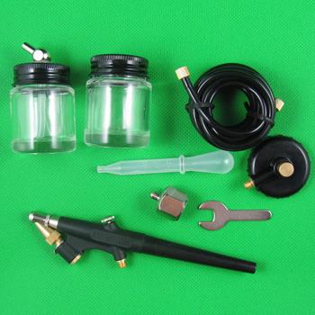 50pcs New Air Brush Hobby Airbrush Paint Spray Gun Tool Kit Set   70014-50