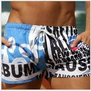 free shipping! swimming trunks beach wear/ men's leisure wear /sexy beach pants(China (Mainland))