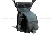 US Tactical Black Utility Waist Bag WG-03-BK free shipping