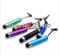 Plastic Capacitive Touch Pen Stylus For iPhone iPod Touch iPad ,5pcs /lotsFreeshipping