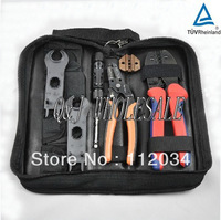 2013 new High-quality Kit of Solar PV Crimper for MC3 MC4 Connector, Crimping