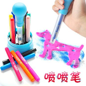 Zhigao airbrush kk-526 12 kk airbrush set child painting toy 0.25