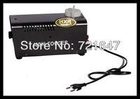 Free Shipping High quality 400w mini fog machine 400w fogger smoke machine line/remote control 2ps/lot