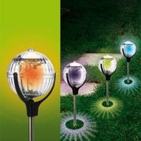 Solar Ball  light,solar lawn light, Solar LED Landscape Garden Path Light