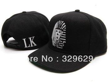 Cheap LK Snapbacks caps men popular Adjustable sports hats black freeshipping