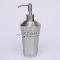 304 stainless steel bottle bath bottle hand sanitizer bottle emulsion shampoo bottle