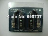 Free Shipping,200Pcs,Hight Quality,400-500M,Single Active Passive UTP Video Balun