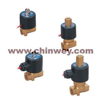 "G3/8"" 2W040-10-NO water electro-magnetic Valve normal open"