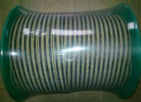 Aramid angle line white PTFE packing _ aramid angle line black PTFE packing