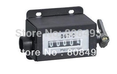 5 Digit Mechanical Counter(China (Mainland))