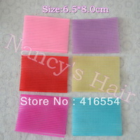 colorful Fashion hair bang posted magic belt 100pcs/lot Bang Stick Posted Magic Belt Makeup Cosmetic Tools Free Shipping