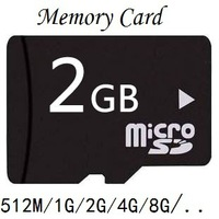 Factory Price Wholesale Micro sd memory card TF card 512M 1G 2G 4G 8G 16G 32G from Manufacturer Free shipping
