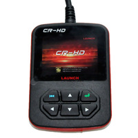 2013 Top-Rated Free Shipping High Quality Newest Online Update Heavy Truck Code Reader Launch CR-HD,CR HD truck code reader
