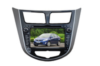 Car DVD/Bluetooth/TV Player with GPS for  HYUNDAI VERNA/SOLARIS/ACCENT(2010-2012)