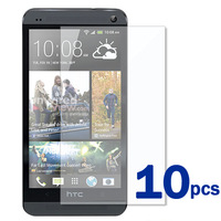 10x Clear Screen Guard Protector Film For HTC One M7