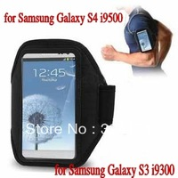 Fashion Sport Armband case For Samsung Galaxy S4 i9500 Dustproof breathable style 20pcs/lot free shipping