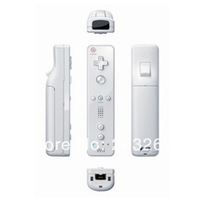Free Shipping+high quality  for Normal Remote Controller(with silicone case and Nunchuk)