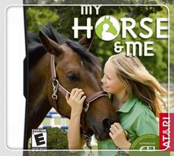 free shipping, wholesales, 5pcs/lot, cheap classics video game playing card with My Horse and Me for 3DS/DS/DSi/XL(China (Mainland))