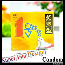 FREE SHIPPING 2013 NEW Chinese Sex Products 10boxes/lot Super Fun Design Condom For Men, Brand Quality Super Cool Condoms,BB156(China (Mainland))