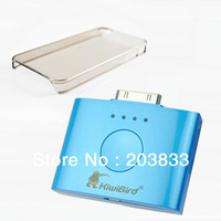 Kiwibird 1500mAh Power Bank Charger Battery + Phone Case as a gift For i Phone 4 4S