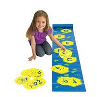 Blue Letter  Play mats,Standing long jump