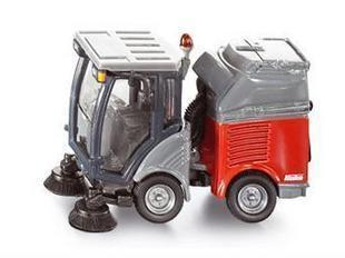 Siku alloy car models road sweeper u2936 toys decoration gift