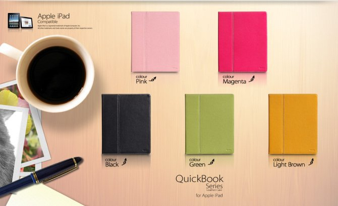 Free Shipping Leather Case for iPad 1/2/3/4 Multi-color for Choice(China (Mainland))
