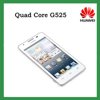 Unlocked Original HUAWEI G525 mobile phone  Quad Core RAM 1G/4G 4.5inch 960*540 5MP camera