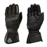 Men REVIT Summit H20 Driving Racing Bicycle Motorcycle Cycling Leather Gloves