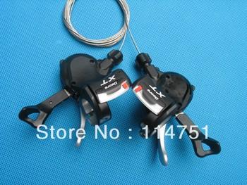 2012 XT SL-M770 M770 DIP 3*9 Speed / bicycle cycling bike derailleur / Modified folding bike DIP