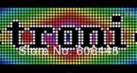 5V arduino Digital magic string led rgb pixel dip 12mm smd 5050 LDP 6803 led dot light