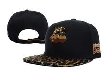 popular pink dolphin leopard hat