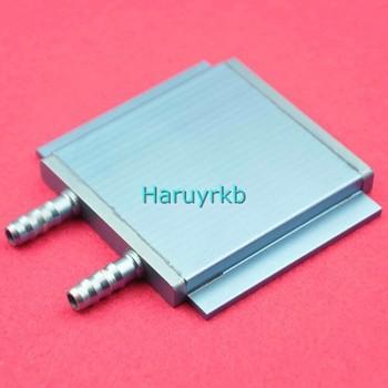 Aluminum Cooling Block for CPU Graphics CO2 Laser Cooler Peltier Liquid cool VGA
