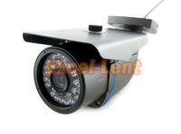 "Free shipping to RU!Real 1/3"" SONY Effio /Effio-e CCD 700TVL Indoor / Outdoor Security Waterproof CCTV camera"