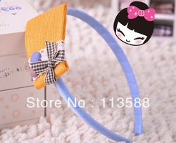 15pcs/lot Free shipping HA0216 bargain price wholesale promotion baby head bands baby headbands new 2013(China (Mainland))