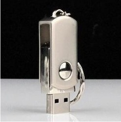Wholesale - 16GB USB flash memory drives USB 2.0 storage metal good +gift Free shipping(China (Mainland))