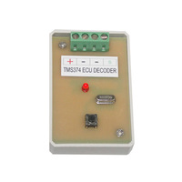 2013 FREE shipping  TMS374 ECU Decoder