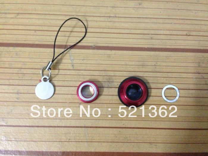 free shipping wholesale new arrival universal wide angle macro lens for iphone samsung(China (Mainland))