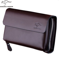 Promotion! Factory direct sale men Most value high-grade wallet, zipper bag foreign trade leisure hand bag for men whoslesale