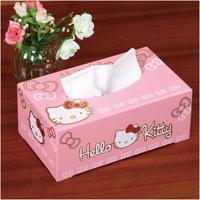 Fashion wood tissue box wool rustic pumping paper box table napkin towel sets paper pumping bumpered box