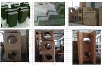 ODFC-070    hand press block making machine